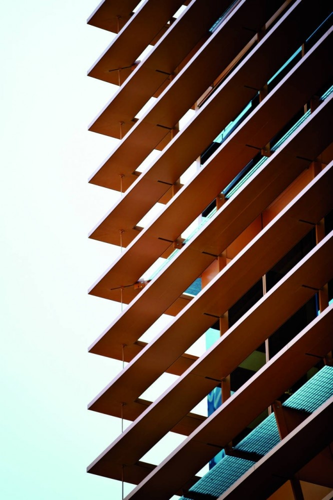 *architecture, facades, textures, design* - Head Offices Of CMT / Batlle & Roig Architects