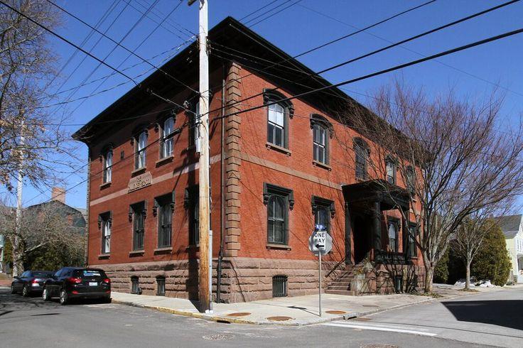 George Ranalli, Architect historic restoration of Callander School building.