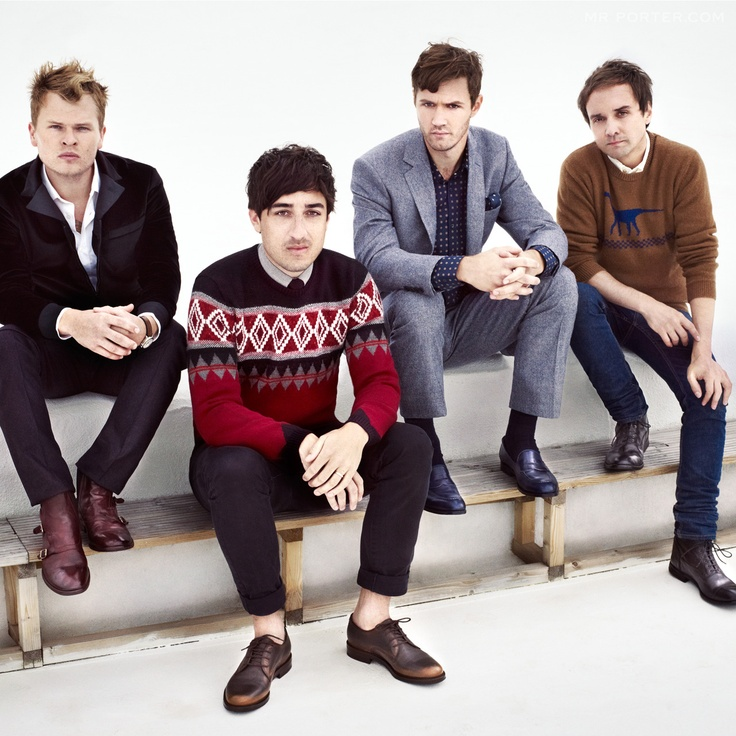 Grizzly Bear - Love everything about them - Gotta love a band with the name Grizzly Bear.