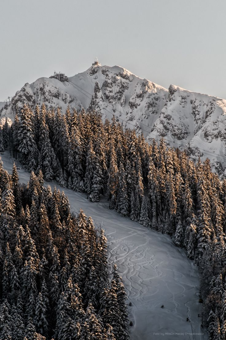 Nosal i Kasprowy Wierch » Tatry zimą