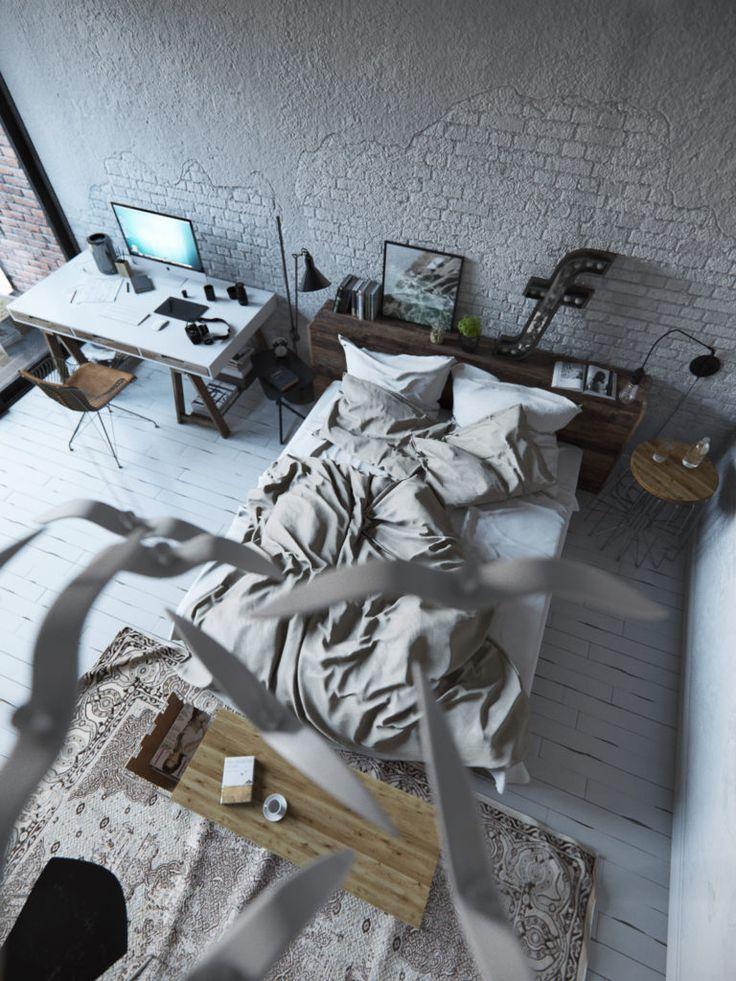 nowoczesna-STODOLA- Bedroom-office-Andrey-Vladimirov-09