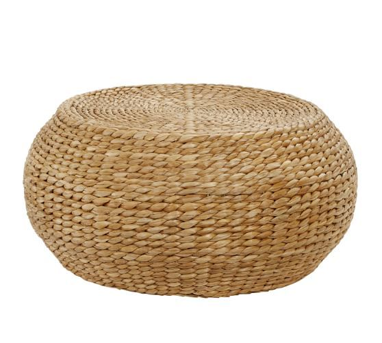 Seagrass Coffee Table I love it but I would need a real big one!