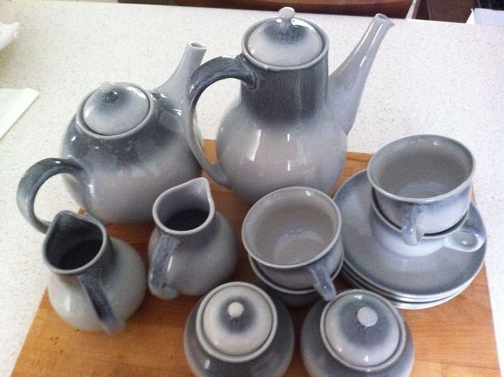 New Zealand Temuka pottery tea and coffee set | Other Kitchen & Dinning | Gumtree Australia Cairns City - White Rock 4868 | 1081531041