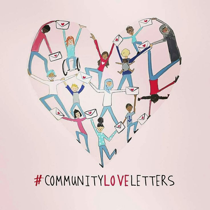 """In response to the tragic violence that took the lives of six Canadians at a Quebec mosque on January 29th and rising fear in our communities a group of us in Nova Scotia (and beyond!) are organizing to write community love letters and gathering to remind our neighbours we care starting February 14 2017. Anyone can join by sending community love letters or hosting a letter writing event in their neighbourhood. Letters can be written by hand or online. Participants can either deliver their…"