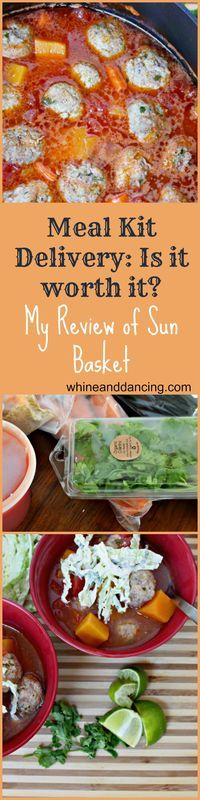 Sun Basket Meal Delivery Service Review – Whine and Dancing