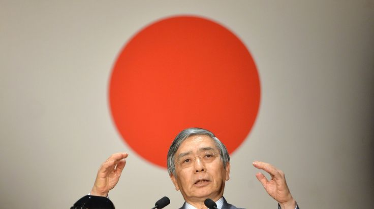 The Bank of Japan on Friday stepped in on Friday to tamp down an ungainly yield swing in its sovereign debt, renewing its vow to keep its long-term interest rate close to zero. Since last week, central bankers from Canada, the U.K. and Europe have made overtures of tightening monetary policy,... - #BOJ, #Bond, #Check, #Finance, #Forced, #Global, #Heres, #Selloff