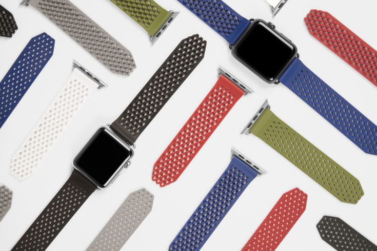 LABB: Buckle-free, Loopless Band For Your Apple Watch - Design Milk