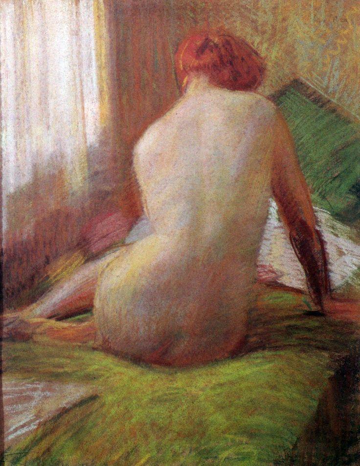 Arturo Noci, Nudo, 1908