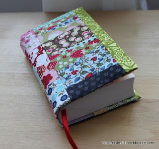 Käsityöläinen - unelmissaan: Kirjan päällinen - Diary cover
