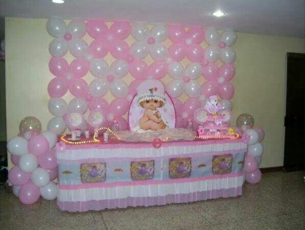 Para fiesta de niña