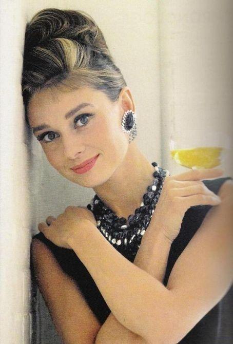 Audrey Hepburn... no words needed.