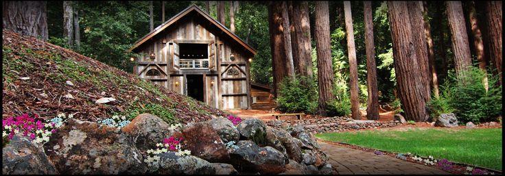 I'VE FOUND IT, I'VE FOUND IT!!!!!! THE PLACE!!!! Stones & Flowers Santa Cruz Retreat   Home