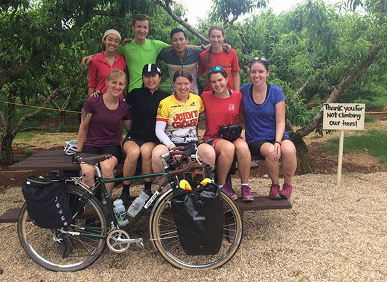 On the Road: The TransAmerica Trail 2016 | Adventure Cycling Association