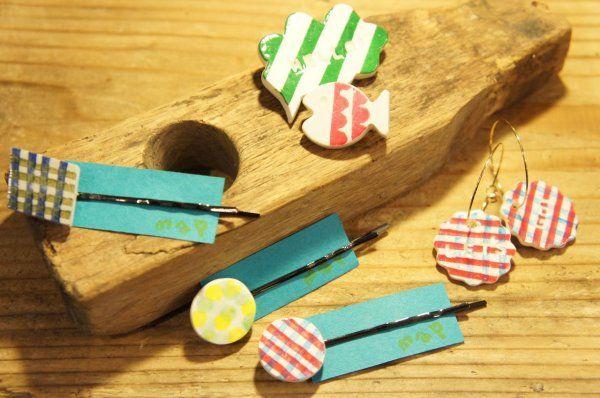 手軽なのに陶器みたい!丸ごと【石塑(せきそ)ねんど】のアクセサリー♪手作りしましょ◎ | ギャザリー 粘土