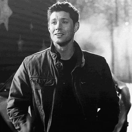 If you want your day to suddenly be perfect, click on this gif. ♥ #Supernatural  #DeanWinchester #MostAdorableManEver