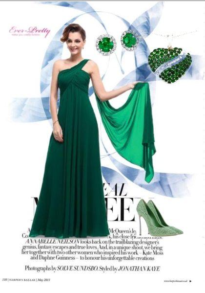Green Bridesmai Dresses