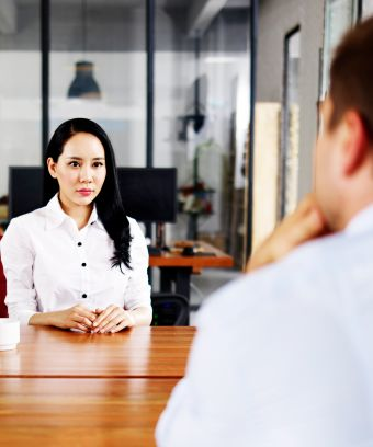 """If an interviewer asks, """"What's your greatest weakness?"""" try not to reply, """"This question."""""""