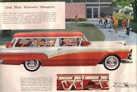 Resultado de imagen para 1957 ford station wagon for sale