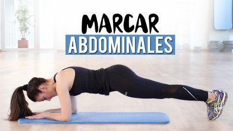 Rutina Marcar para abdominales | 8 Minutos