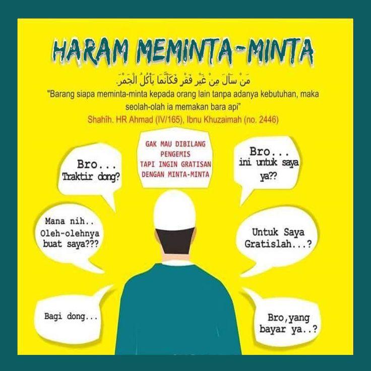 http://nasihatsahabat.com #nasihatsahabat #mutiarasunnah #motivasiIslami #petuahulama #hadist #hadits #nasihatulama #fatwaulama #akhlak #akhlaq #sunnah  #aqidah #akidah #salafiyah #Muslimah #adabIslami #DakwahSalaf # #ManhajSalaf #Alhaq #Kajiansalaf  #dakwahsunnah #Islam #ahlussunnah  #sunnah #tauhid #dakwahtauhid #alquran #kajiansunnah #keutamaan #fadhilah #jangan #larangan #dilarang #tukangmintaminta #pengemis #makanbaraapi