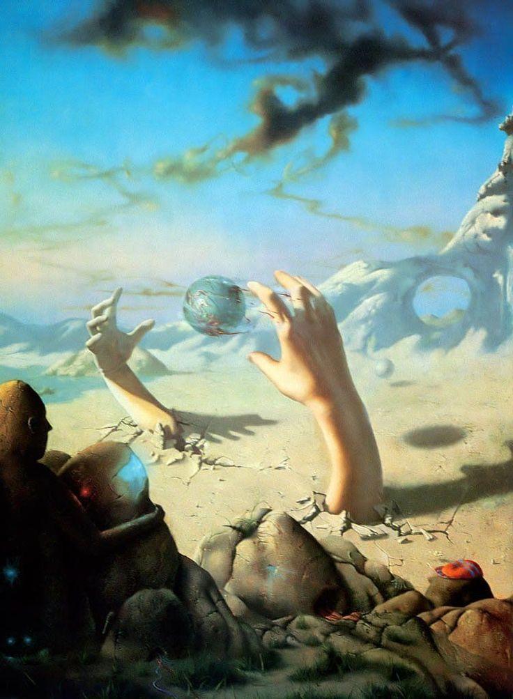 jim warren   Optical illusion paintings, Water wonders