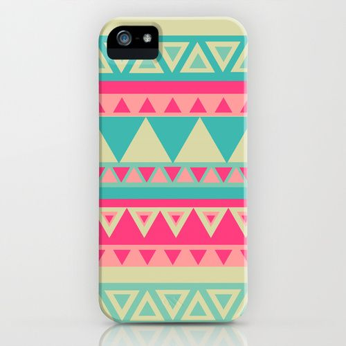 cheap iphone 4 cases   Tropical Tribal iPhone & iPod Case by haleyivers   Society6