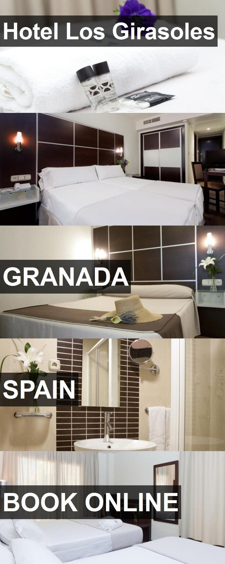 Hotel Los Girasoles in Granada, Spain. For more information, photos, reviews and best prices please follow the link. #Spain #Granada #travel #vacation #hotel