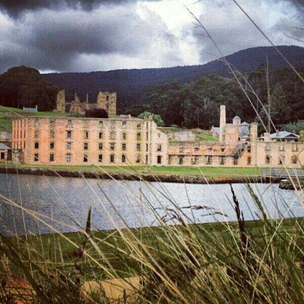 #PortArthurPenitentiary, #Tasmania, #Australia. Image taken by @rhiannonwatt