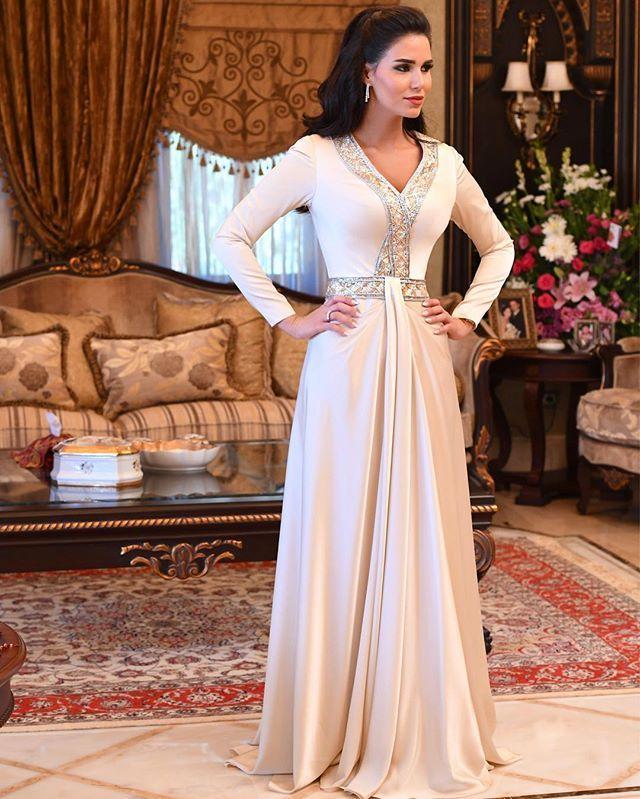 Pin for Later: La Robe de Cette Mariée Libanaise Était Si Magique Qu'elle a Eu le Droit à Son Propre Hashtag