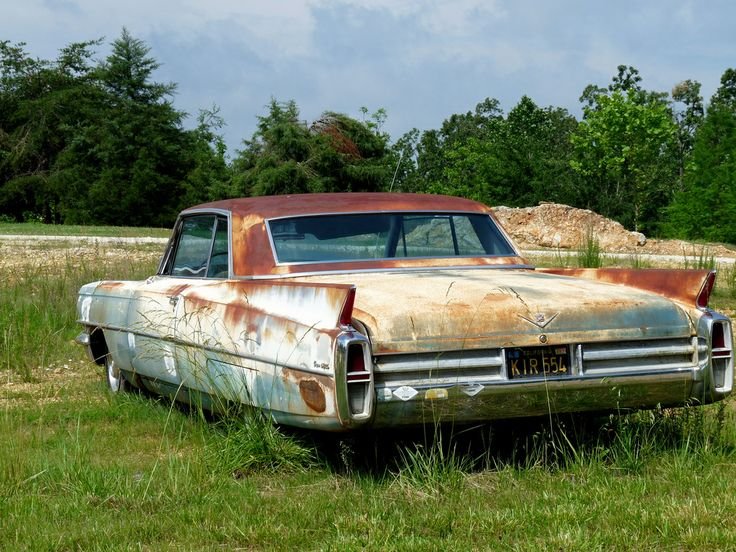 1963 Cadillac Coupe DeVille | Rust never sleeps ...