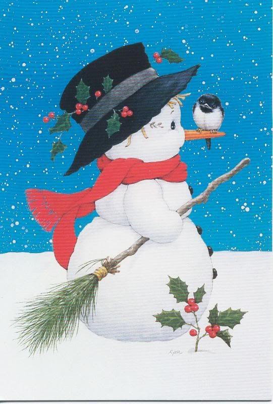 Snowman Lisa Likes
