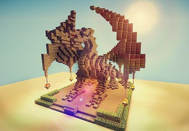 Minecraft Statue Pack Minecraft Project