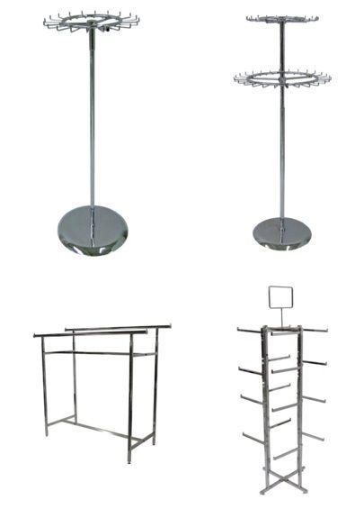 New Ranges of Floor Racks and Accessories - http://idealdisplays.ca/05_floor_racks.html
