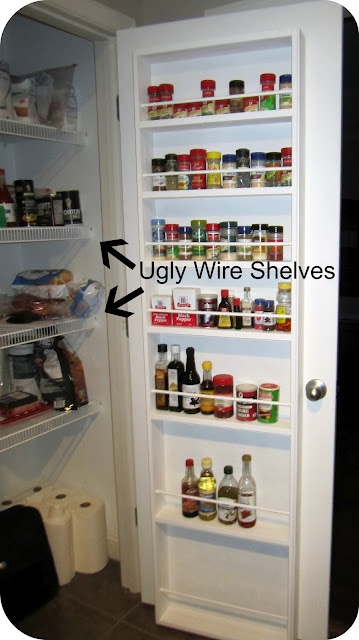 8 best images about back of door storage on pinterest
