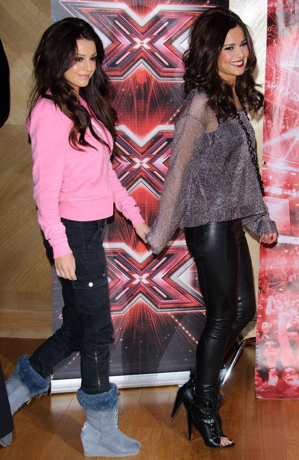Cher Lloyd and Cheryl Cole
