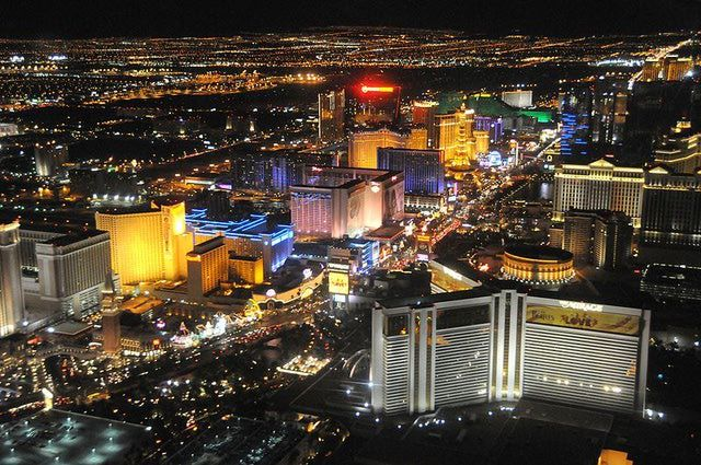 Most tourists go to Las Vegas to try their luck at its famous casinos. But Las Vegas also has blockbuster shows, world class shopping, and top notch restaurants, all of which make this city a true desert oasis and a top U.S. travel destination.