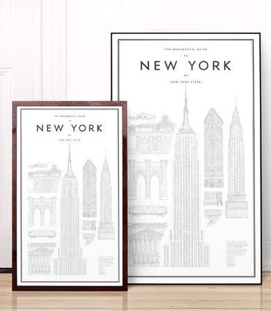 2013 Monumental guide of New York