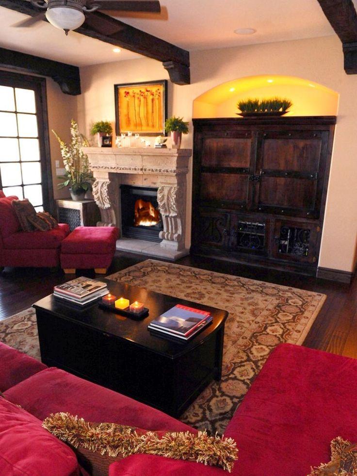 Best 25+ Spanish Living Rooms Ideas On Pinterest | Restored Farmhouse,  Hacienda Style And Spanish Style Decor