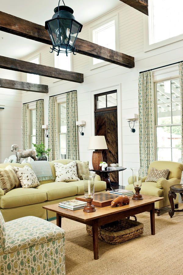 southern living living room photos 3217 best images about cozy living rooms on 19287