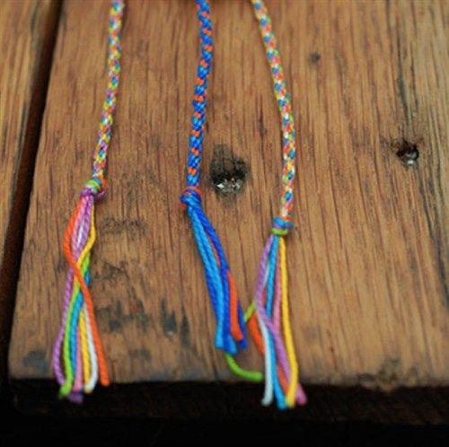 Friendship Bracelets & Boredom Busters