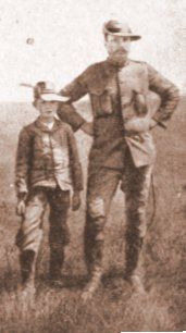 Louis Botha is op Greytown in die teenswoordige KwaZulu-Natal gebore en het as jongman in 1884 aan 'n ekspedisie onder leiding van Lucas Meyer deelgeneem om die hoofkaptein van Zoeloeland, Dinizulu, op sy troon te herstel. Dinizulu het uit dankbaarheid 'n stuk grond aan hulle gegee, waarvan Botha se deel die plaas Waterval naby Vryheid was.