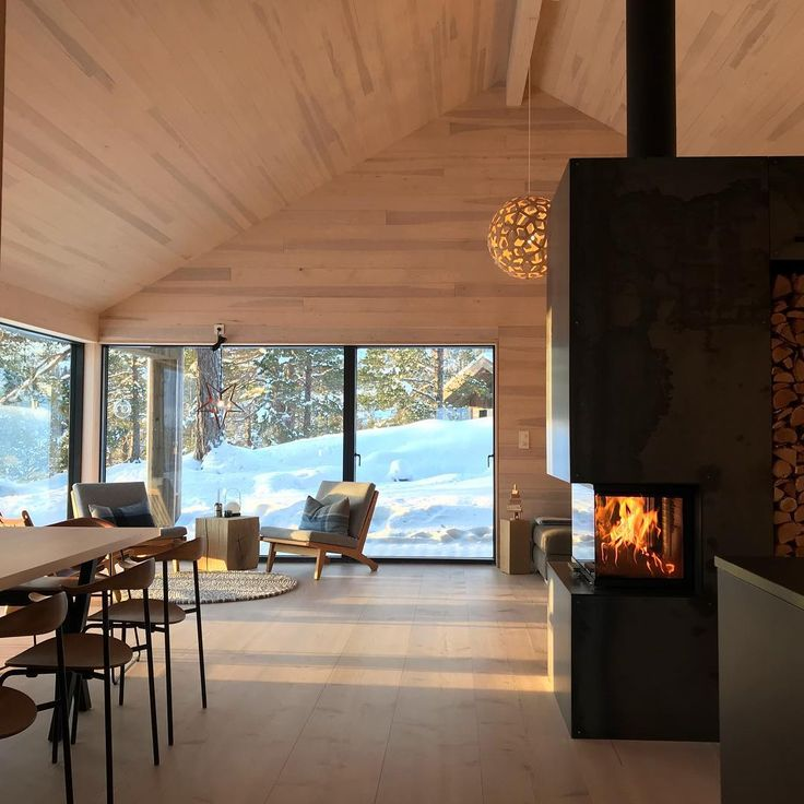 Hot'n'cold #Norway #VELFACview @Casasolstad
