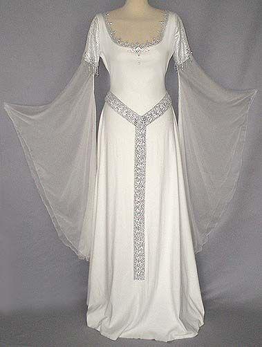 Traumlicht-Kleid
