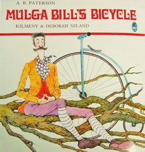 Mulga Bills Bicycle ,awarded best illustrations