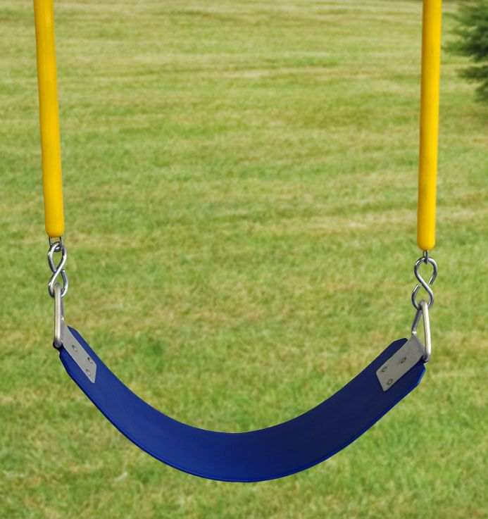 Check out our huge selection of swing set accessories, with Free Shipping on orders over $99! Low prices on all the essential components for any playground.