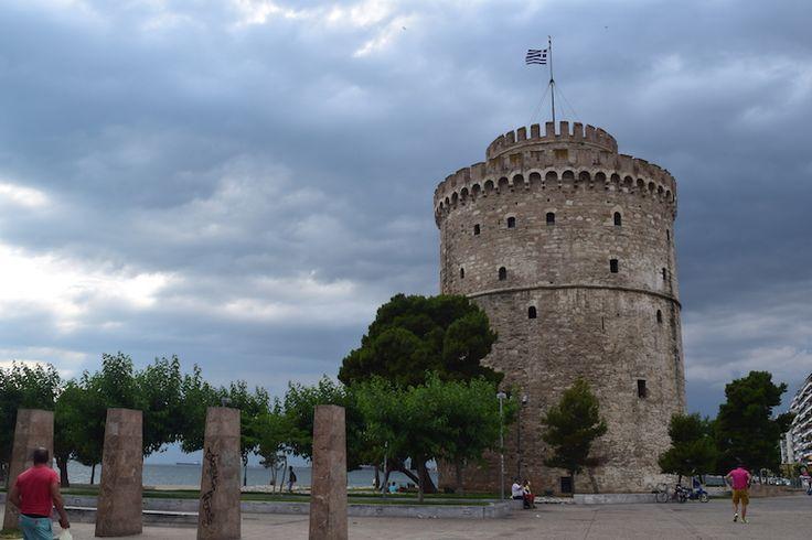 Grécia  Torre Branca em Tessalônica