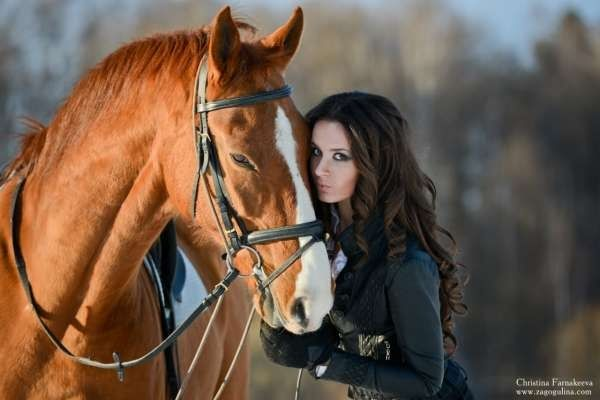 """Фото-отчет """"Красивая фотосессия с лошадьми"""" fresh* & Вертикаль"""