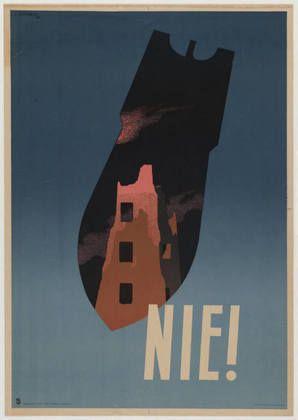 MoMA | The Collection | Tadeusz Trepkowski. Nie! (No!). 1952