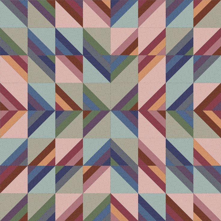 Hadleigh Roman Stripe Quilt idea  5