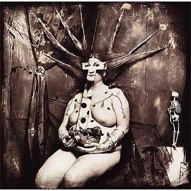Joel-Peter Witkin: Macabre Tableaux | Orwellwasright's Weblog -repinned by LA County studio photographer http://LinneaLenkus.com  #fineartportraits